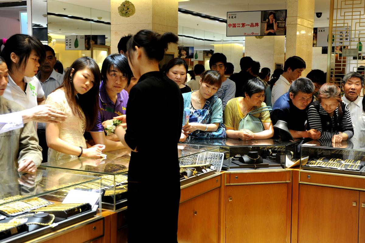 China Jewellery Market - Attitudes to Gold in China