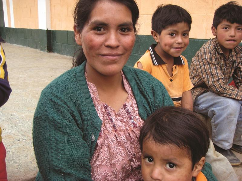 Guatemala: Investing in social infrastructure