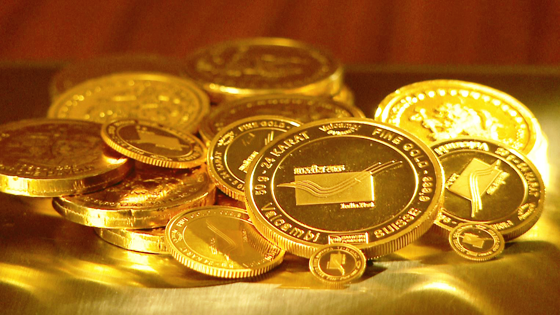 Why invest in gold coins