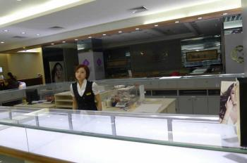 China jewellery shop sold out
