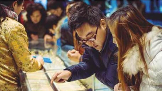 Gold jewellery news - China's jewellery market: new perspectives on consumer behaviour