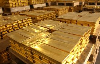 Gold demand by central banks