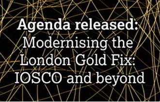 London Gold Fix AGENDA