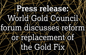 London Gold Fix - July 7 release