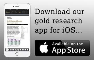 iOS research app
