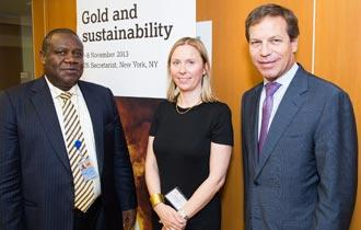 Gold and sustainability
